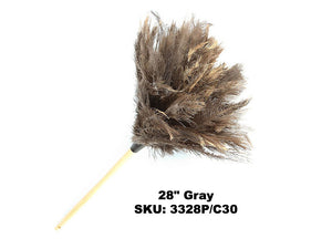 "28"" Economy Ostrich Feather Duster"