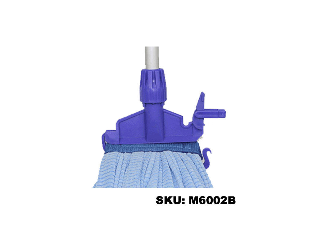 Janitorial Clip for Tube Mop