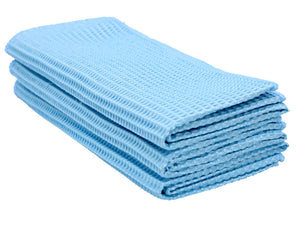 Microfiber Waffle Cloths (Pack Of 20)