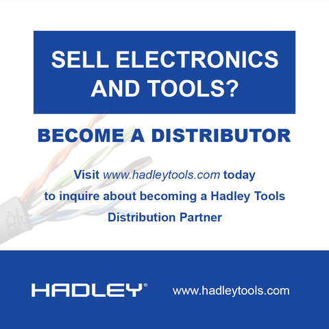 Sell Electronics & Tools? - Become a Distribution Partner