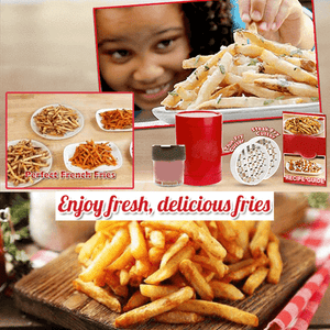 Jiffy Fries One Step French Fries Cutter