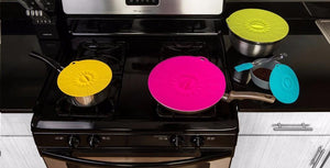 Silicone Lids Set