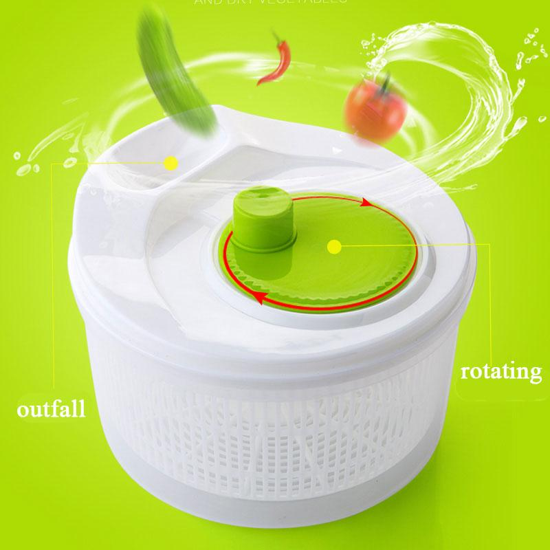 Salad Spinner Vegetable Dehydrator