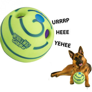 Wobble Wag Giggle Ball
