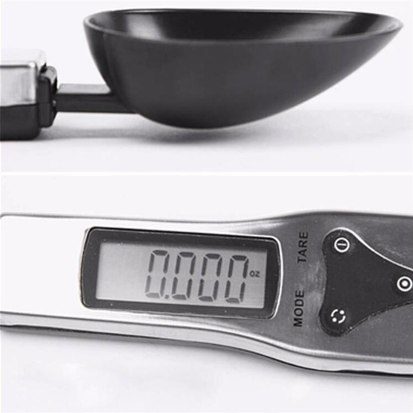Digital Kitchen Scale Spoon – Burst Color