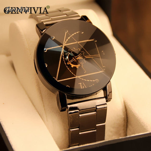 GENVIVIA Wristwatch for Businessmen