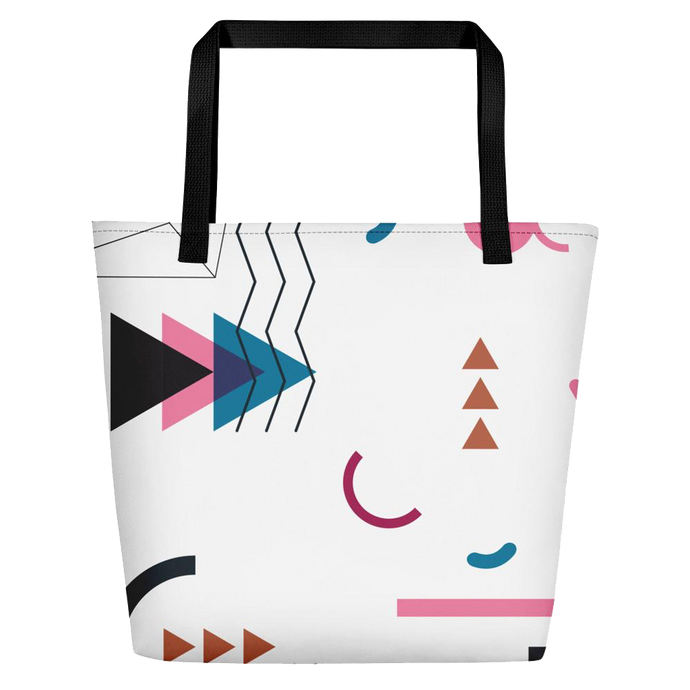 TYC Tote Bags: White Cake Icing