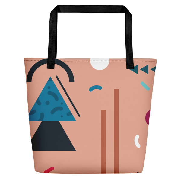 TYC Tote Bags: Naked Geometry