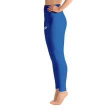 TYC Pants: Solid Blue