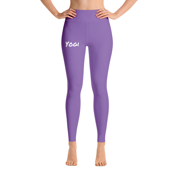 TYC Pants: Solid Purple