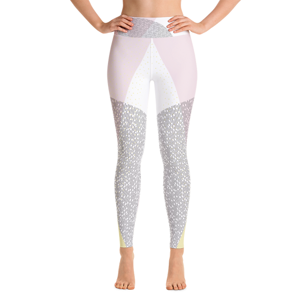 Yogi Yoga Pants: Pink Passion