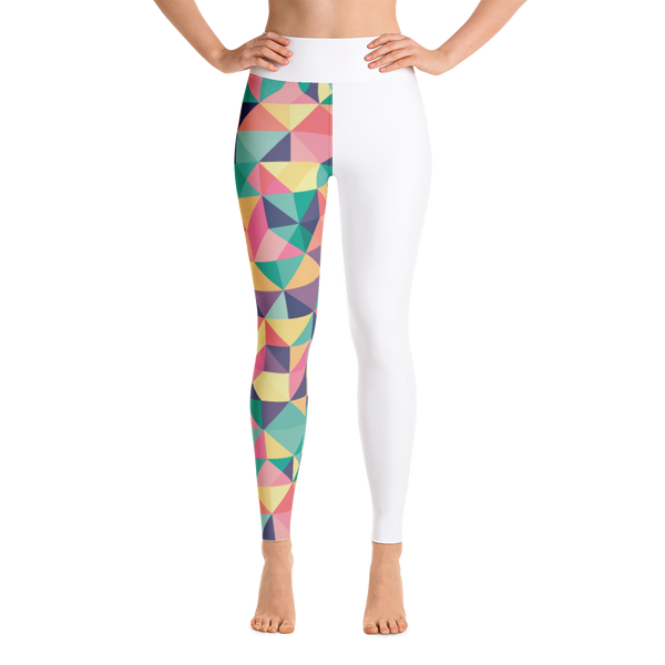 White Yoga Pants for Women - Yogi Yoga Pants