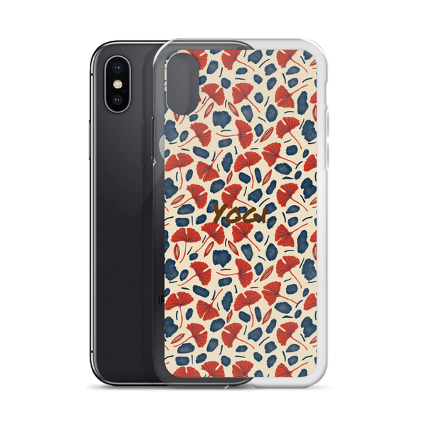 Yogi Yoga iPhone Case: Secret Meadow