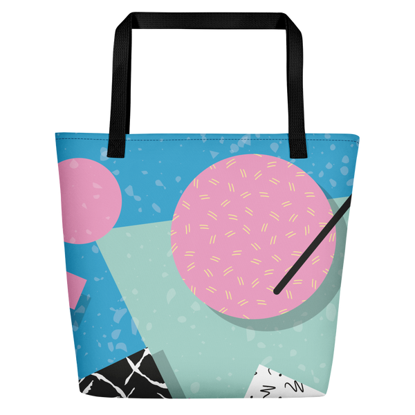 TYC Tote Bags: Yesterday Morning