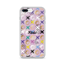 Yogi Yoga iPhone Case - Hugs and Kisses