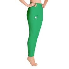 TYC Pants: Solid Green