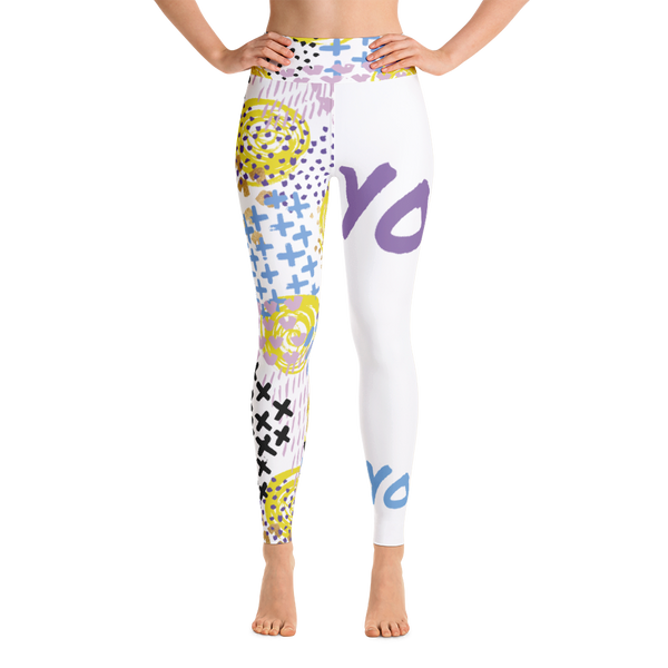 Yogi Yoga Pants: New Years