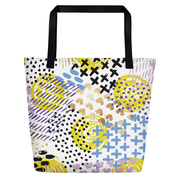 TYC Tote Bags: New Years