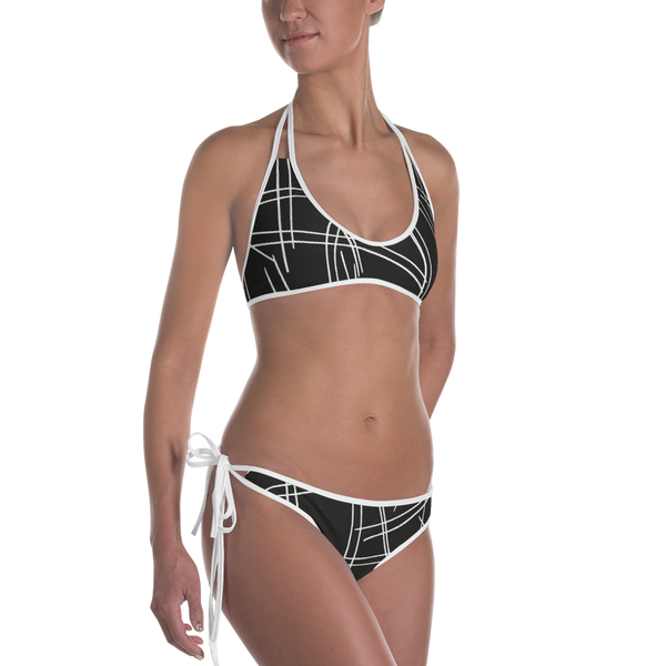 TYC Swimwear: Rough Lines