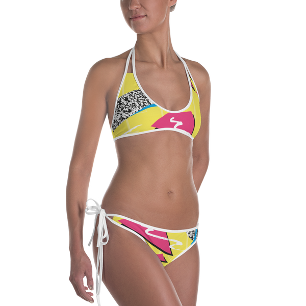 TYC Swimwear: Sunshine Purple