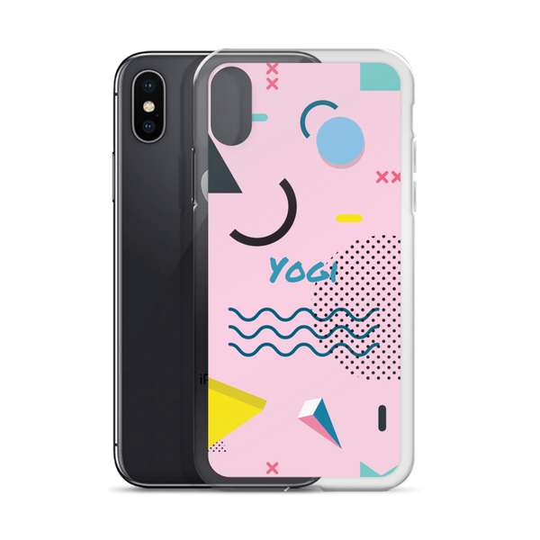 Yogi Yoga iPhone Case: Cake Icing