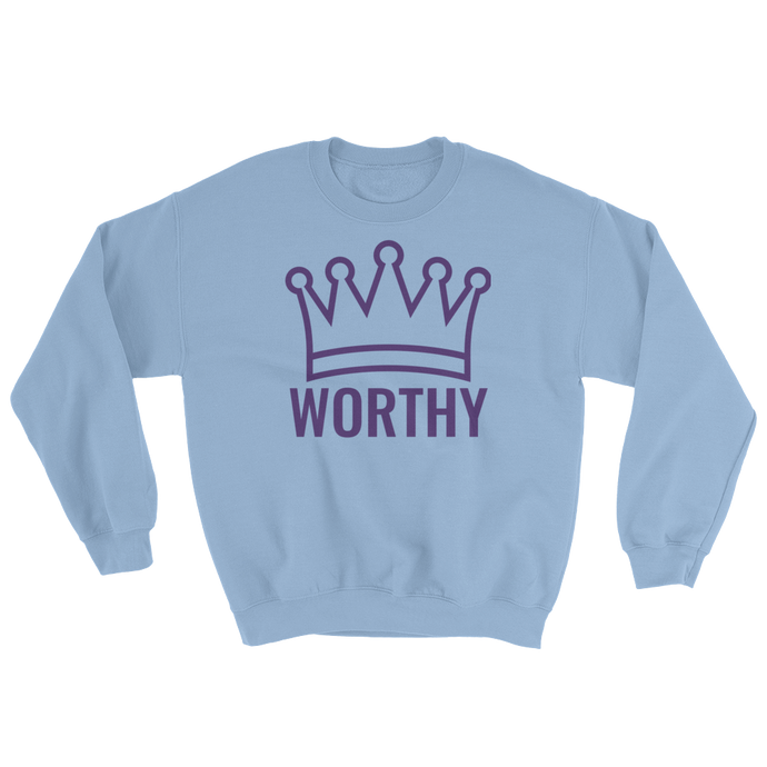 TYC Sweatshirts: WORTHY