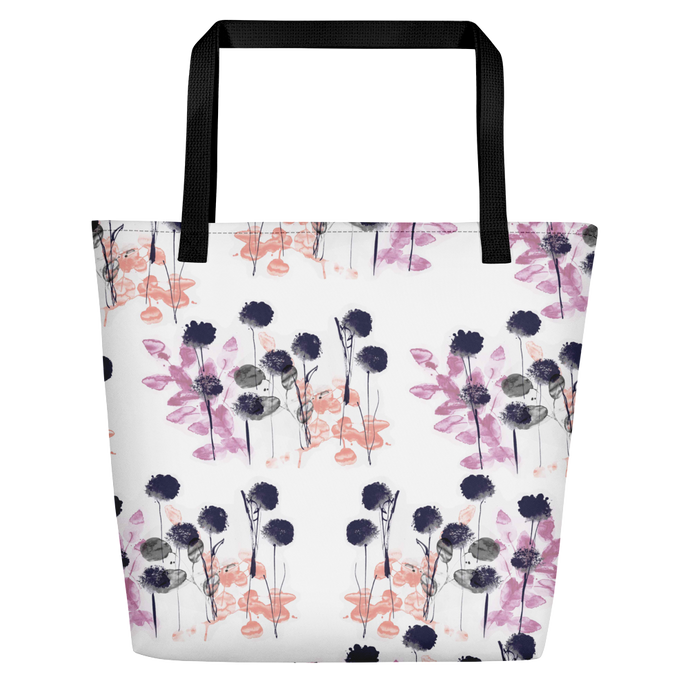 TYC Tote Bags: Friendly Garden
