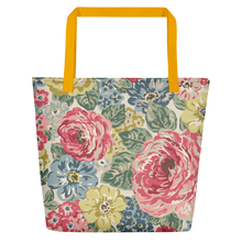 TYC Tote Bags: Flower Bed