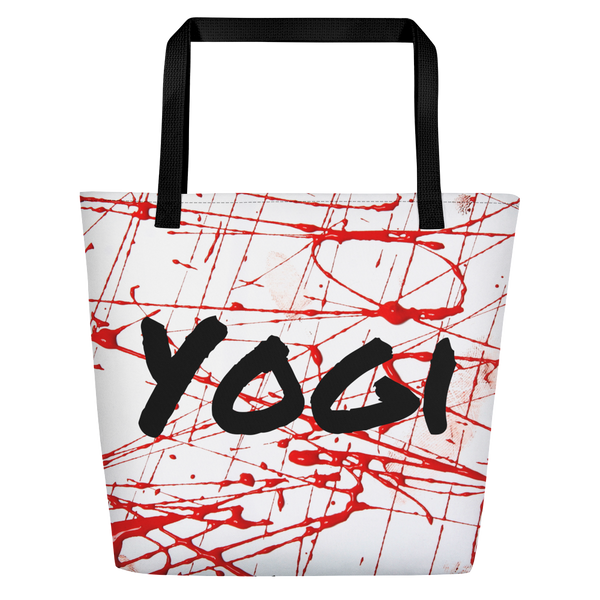 TYC Tote Bags: Red Line