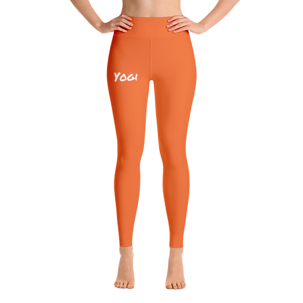 TYC Pants: Solid Orange