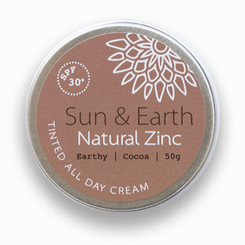 Organic Sunscreen Balm - Green Foot Mama - 120g