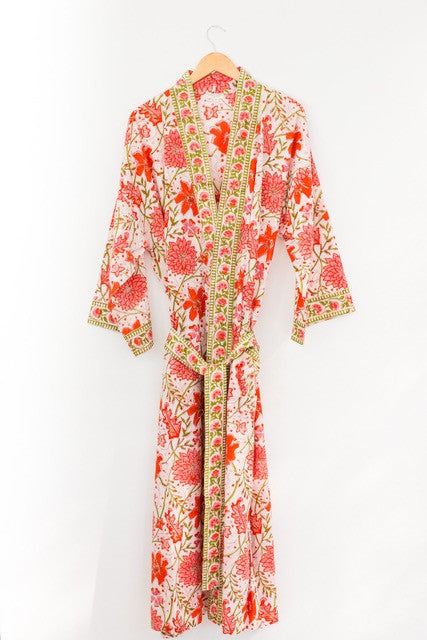 Dressing Gowns Indian Cotton Company