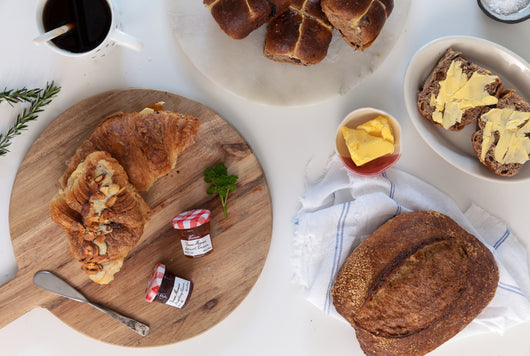 French Breakfast Box with Kouign Amann