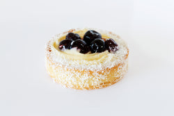 Blueberry & Coconut Tart