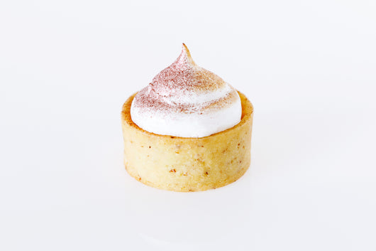 Passionfruit Meringue Mini Tart