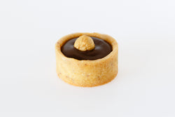 Chocolate Salted Caramel Mini Tart