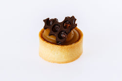 Salted Caramel Mini Tart
