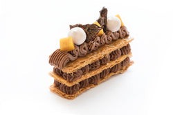 Mille-feuille - The Ultimate Chocolate Balance