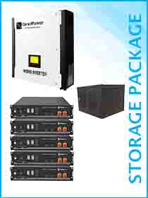 Grid Backup Packages