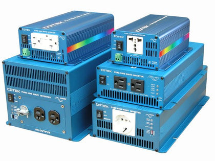 Pure Sinewave Inverters