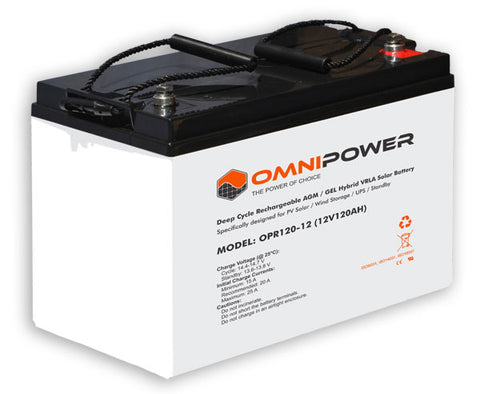 AGM Sealed Lead Acid Batteries