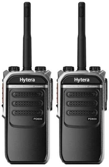 Hand Held Two-Way Radios