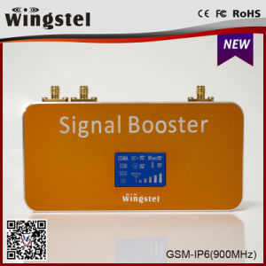 GSM 900MHz 2G Mini Signal Booster Dual Indoor Antenna New Design