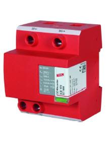 PV DC Lightning Current & Surge Arrester - Type 1 + 2 combined 1000VDC