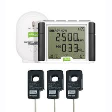 Efergy Elite Three Phase Wireless Electricity Monitor