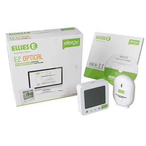 Efergy Energy Monitor E2 With Optical Pick-Up