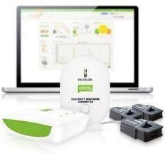 Efergy Engage Hub Kit 3 Phase Electricity Monitor