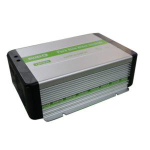 Pure Sine Wave Inverter 24VDC to 230VAC 1000W