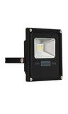 Eurolux LED Floodlight 10w Black 6000k