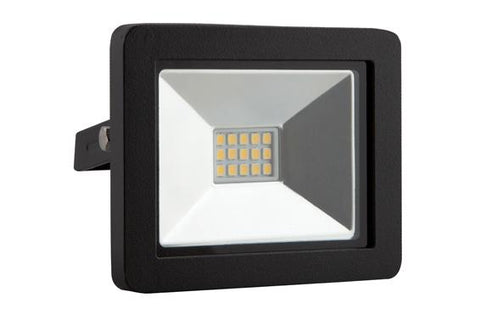 Eurolux LED 10W Floodlight Black